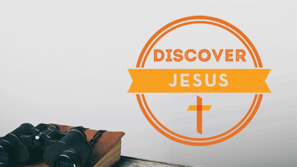 Discover Jesus Class