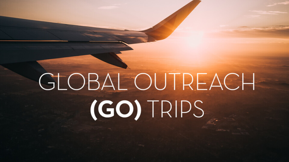 Global Trips - Summer 2018
