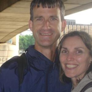 Andy and Nadine  Spradley