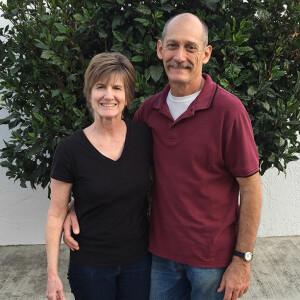 Chuck & Susan  Weatherstone
