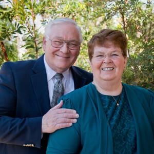 Bob & Joan Critchfield