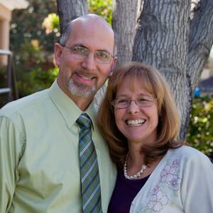 Pete & Jill Stuck