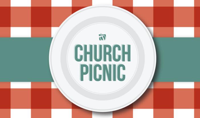 Church Picnic - May 26 2019