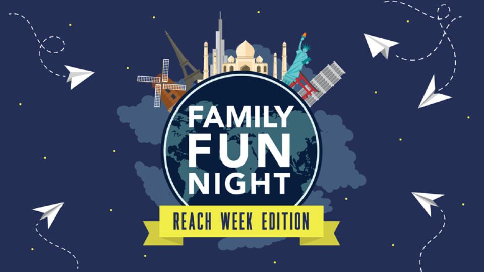 Global Family Fun Night