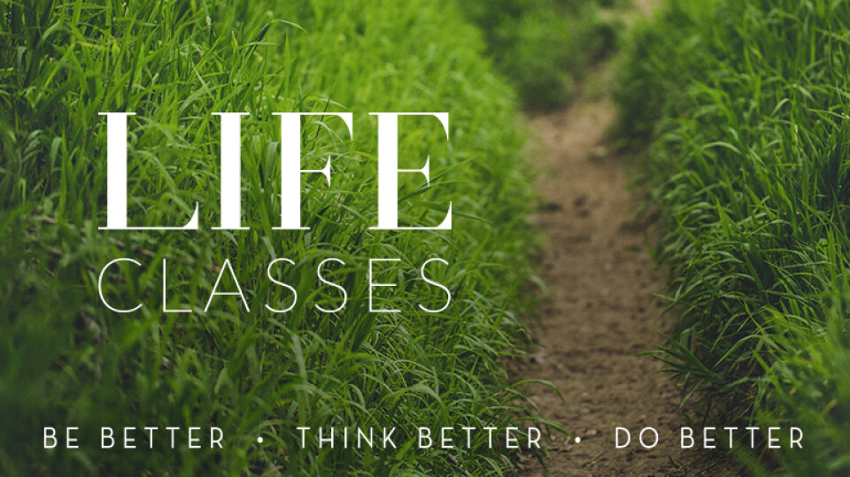 Life Classes - Fall 2017