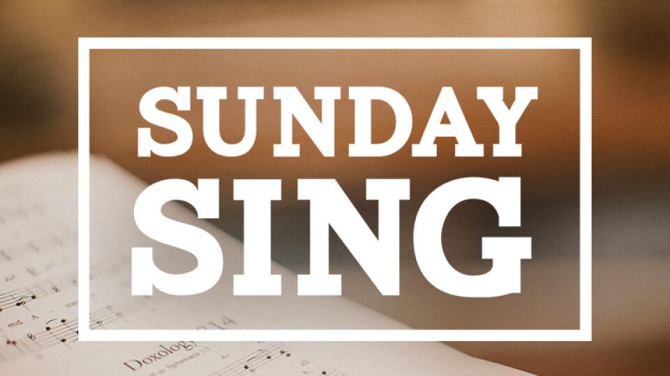 Sunday Sing