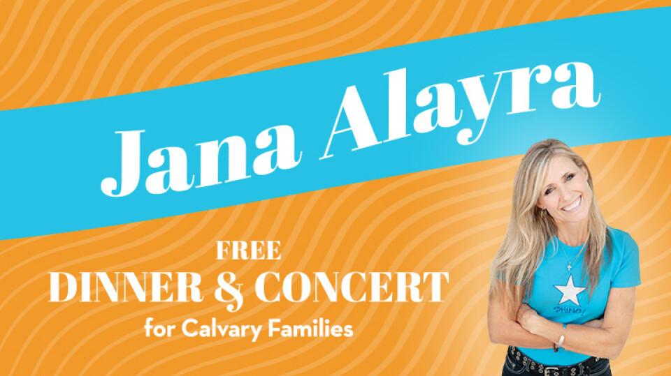 Jana Alayra Concert
