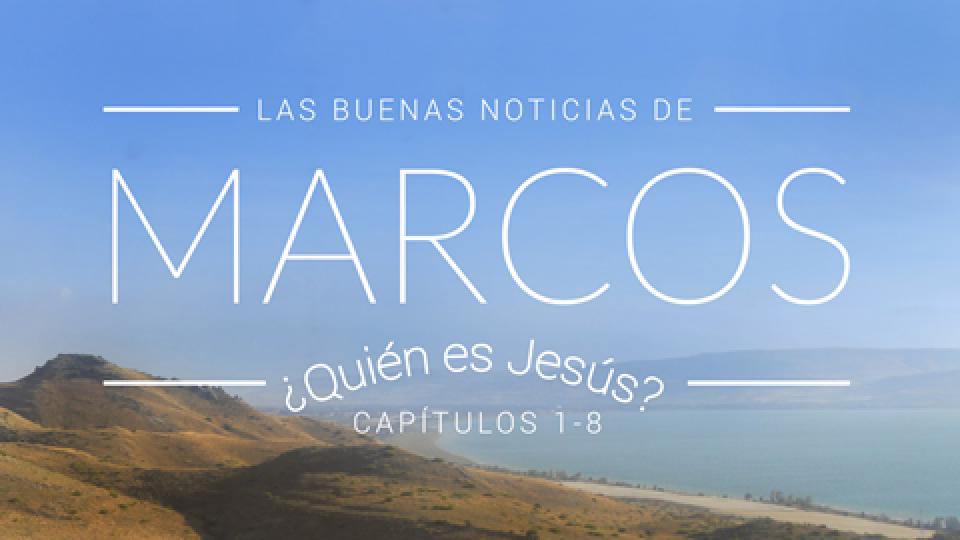 El Principio (Marcos 1:1)