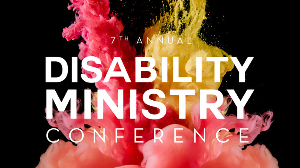 Disability Ministry Conference 2019