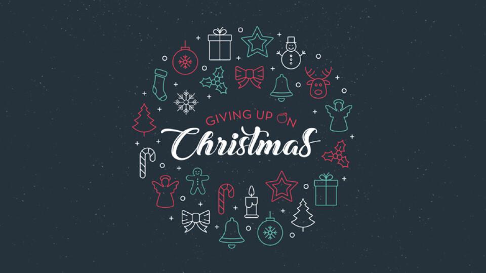Christmas - Sunday Series