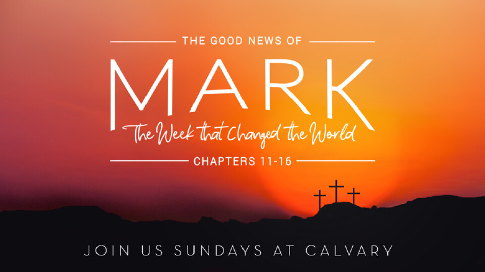 Sunday Series: The Week that Changed the World