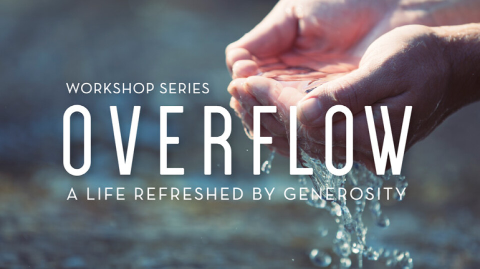 Overflow - Workshop Series