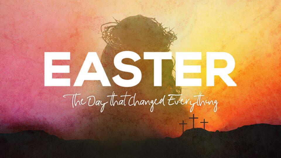 Easter at Calvary