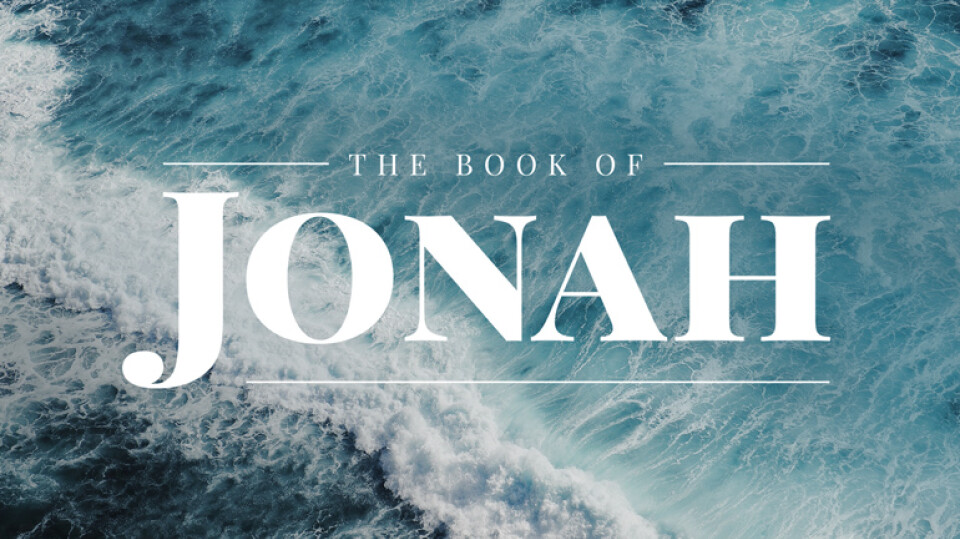 Sunday Series: Jonah