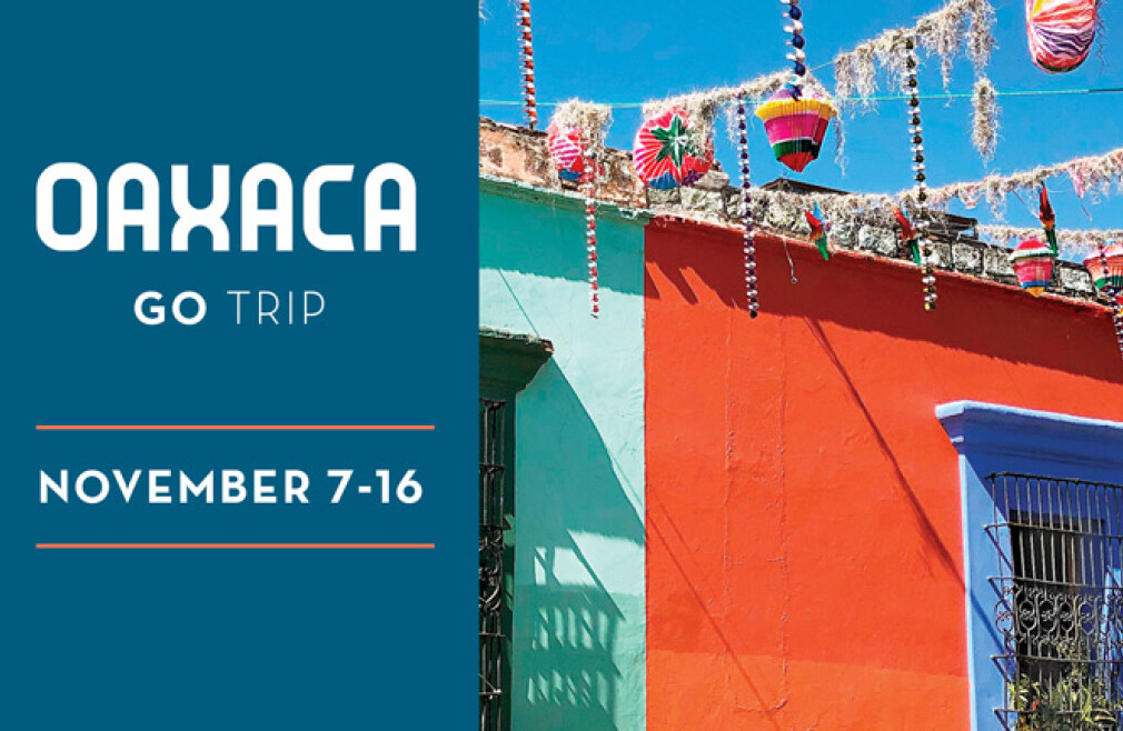 Oaxaca Trip 2019