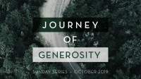 Journey of Generosity