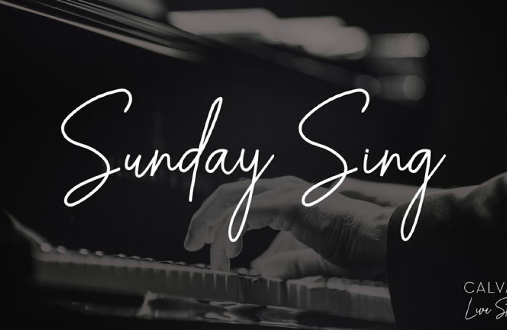 Sunday SING!