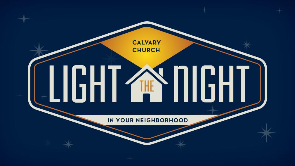 Light the Night - In Your Neighborhood