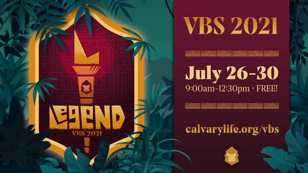 Legend VBS - Registration