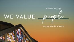 We Value People