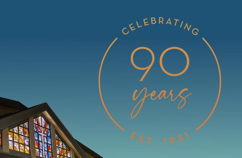 Calvary's 90th Birthday Party!
